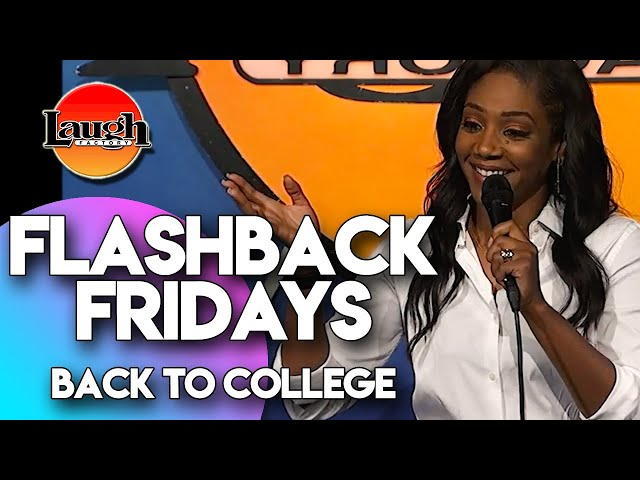 Flashback Fridays | Back to College | Laugh Factory Stand Up Comedy
