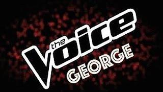 George Voice - cet homme que voilà (johnny hallyday)