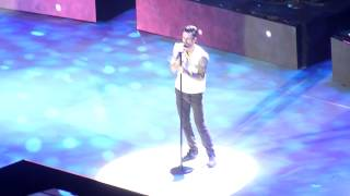 Maroon 5 - Won't go home without you - London O2 11/11/14 AMAZING !