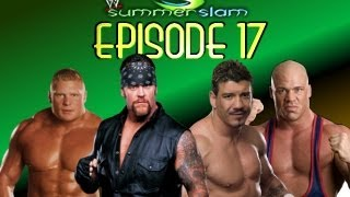 WWE SMACKDOWN! HERE COMES THE PAIN!: Season Mode - Episode 17 - SUMMERSLAM