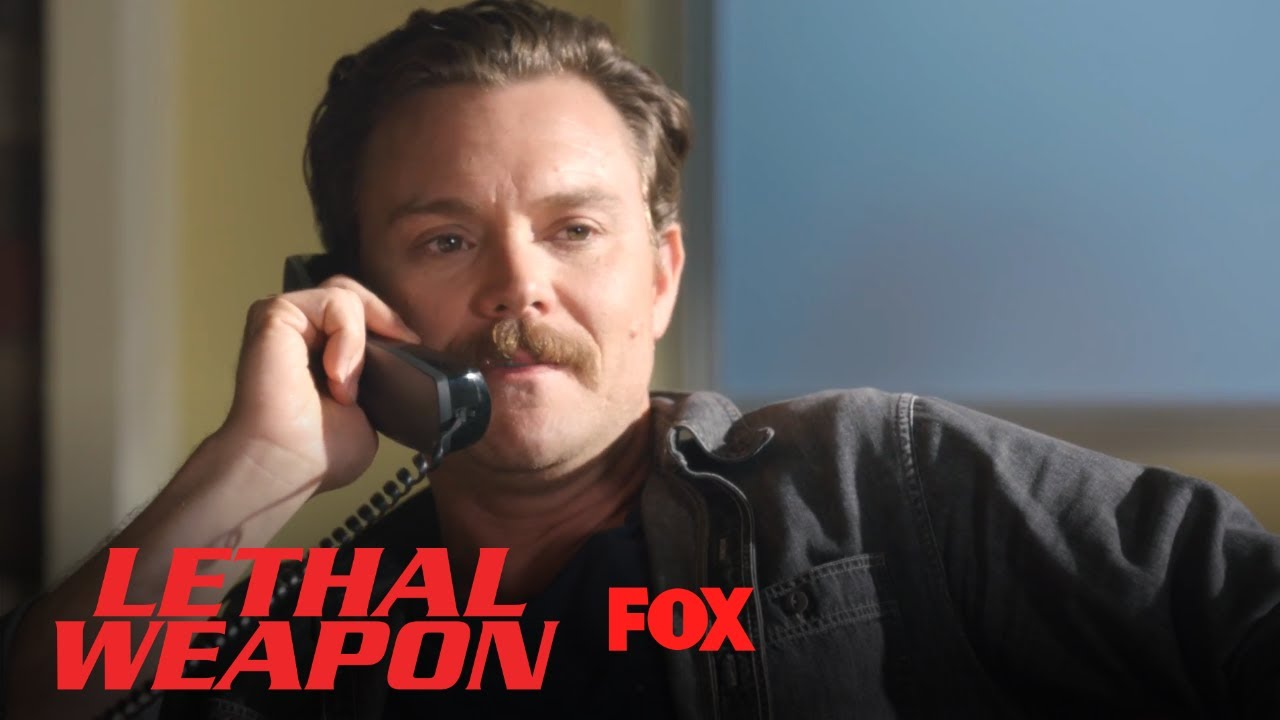 Riggs Calls Maureen From Her Office | Season 2 Ep. 17 | LETHAL WEAPON