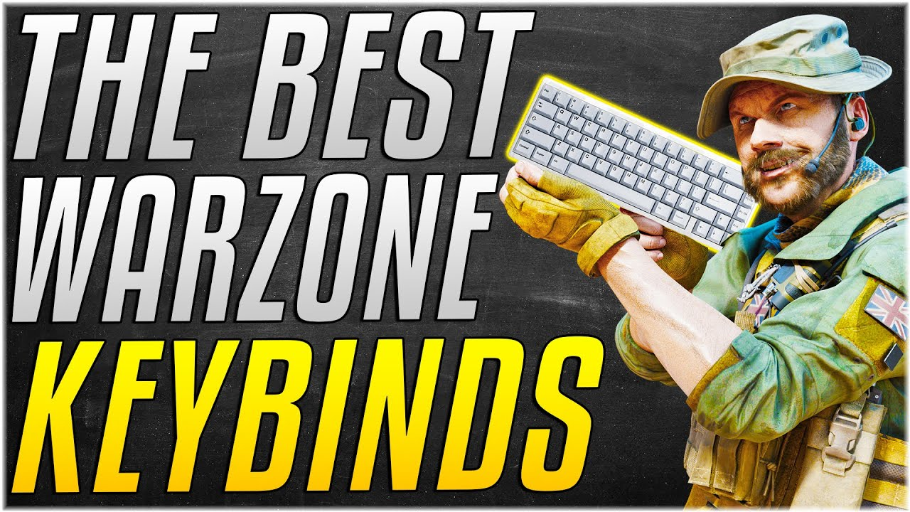 Download THE BEST WARZONE KEYBINDS - Change Your Keybinds To Improve Your Aim & Movement! [Warzone Academy]