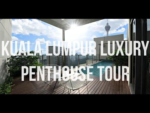 Super Luxury Penthouse with views of the Petronas Towers