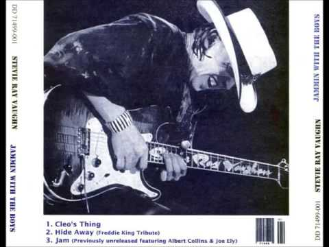 Stevie Ray Vaughan, Albert Collins, Jeff Healey Jammin' With The Boys [BOOTLEG]
