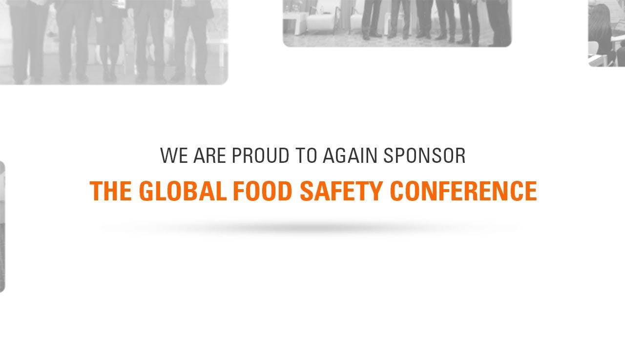 The GFSI Global Food Safety Conference 2019 Invitation