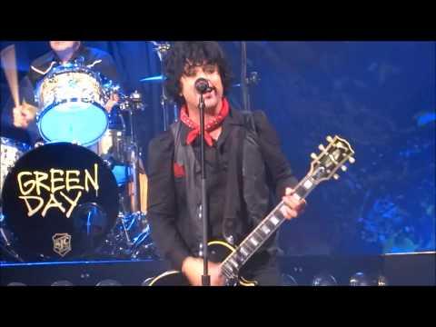 Green Day - Holiday - Darien Lake PAC - Corfu, NY - August 26, 2017