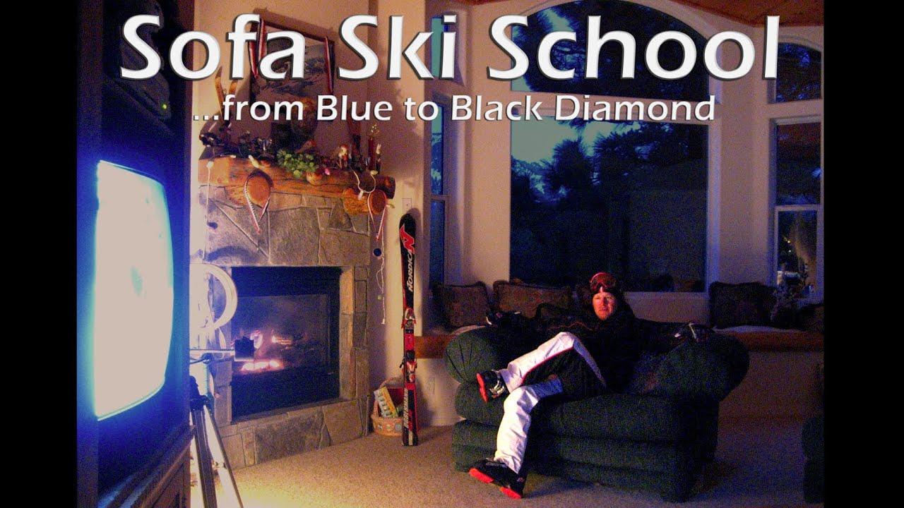 Sofa Ski School   TRAILER   YouTube