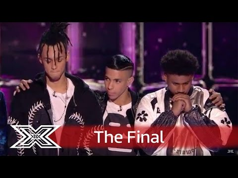 5 After Midnight are going home! | Finals | The X Factor UK 2016
