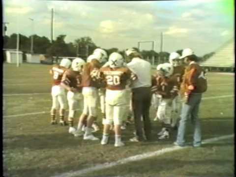 1986   Football Alamo Stadium