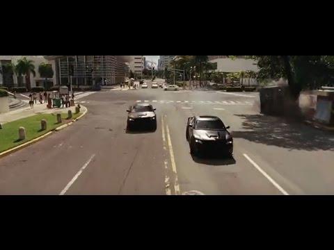 Fast Five Final scene bridge Part 1