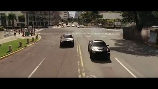 Fast Five Final scene bridge Part 1