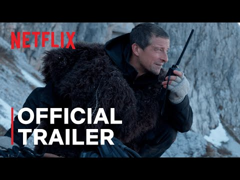 You vs. Wild: Out Cold   Official Trailer   Netflix