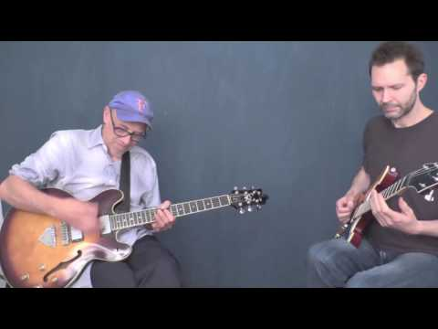 Paul Gilbert with Dan Balmer: Interview & Jam