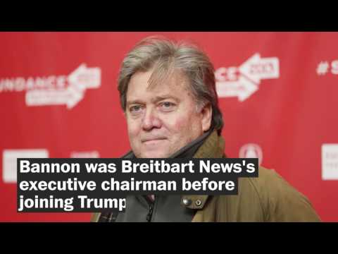 Meet Stephen Bannon, Trump