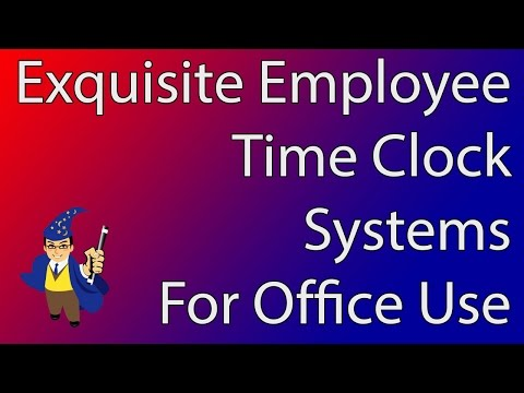 Employee Time Clock Systems are Used by All Successful Businesses