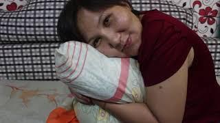 АСМР/Постель/Подруга/застилаю постель/ASMR/bed/friend/making the bed