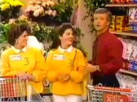 Supermarket Sweep - Ellen & Paula vs. Niki & Bobby vs. Danielle & Sonoma (1994)