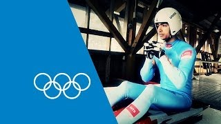 Shiva Keshavan's Guide To Olympic Luge | Faster Higher Stronger