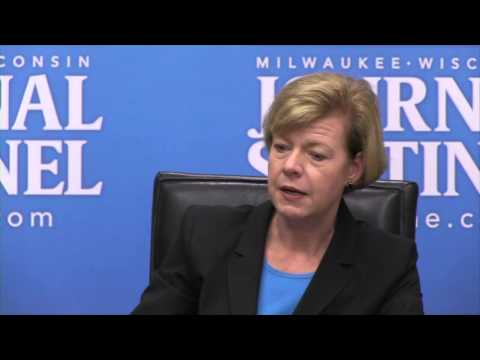 Tammy Baldwin on being a liberal