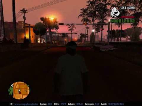 GTA San Andreas Skill and Chill Video
