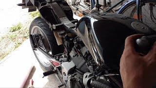 BEST Bike exhaust sound BRUTAL PORNO