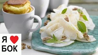 Картофельное суфле. Как необычно приготовить картошку.