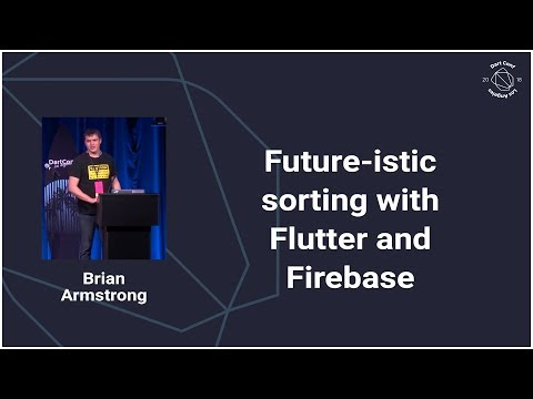 Future-istic Sorting with Dart (DartConf 2018)
