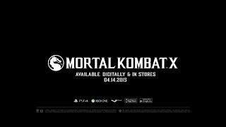 Мортал Комбат X - Официальное тв видео