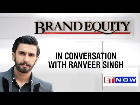 Ranveer Singh Talks About Advertisements | Brand Equity