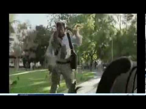 Squirrels Attack DirecTV Commercial - YouTube