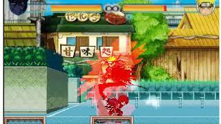 Combo king khủng của Kenshin và kĩ năng hồi máu[GAME Bleach VS Naruto]
