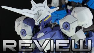 HG 1/144 Gundam Kimaris Vidar - IRON BLOODED ORPHANS - Mecha Gaikotsu Gunpla REVIEW