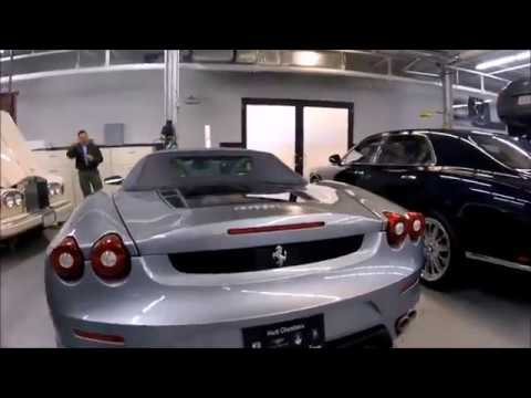 Buying a FERRARI F430! (Part 2)