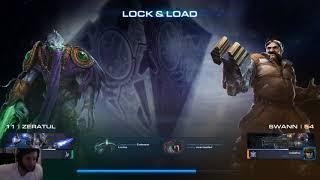 Starcraft 2 - Cö Op - Zeratul!!!