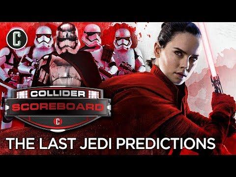 Download Youtube: Star Wars: The Last Jedi Predictions - Collider Scoreboard