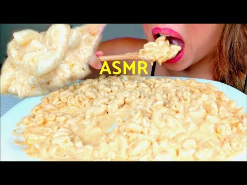 ASMR: CHEESIEST Lazy Mac & Cheese 먹방 *Macaroni and cheese*