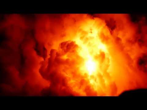Kilauea Hawaii Volcano Experience 2017- Up Close and Personal