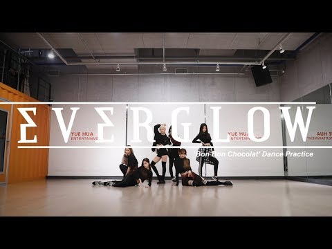 [EVERGLOW] 봉봉쇼콜라 (Bon Bon Chocolat) Dance Practice ▶3:50