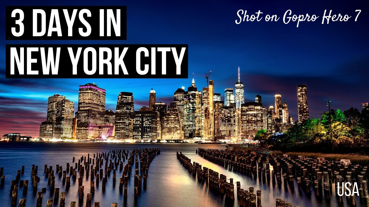 The Perfect Itinerary for 3 Days in New York City