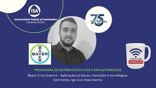 Café Com Automação - Igo Gois Nascimento - Bayer