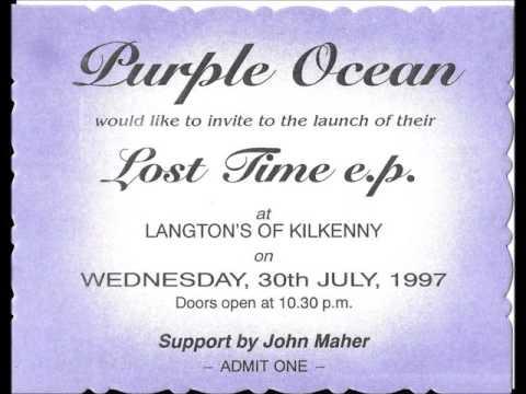 Purple Ocean - Lost Time ep