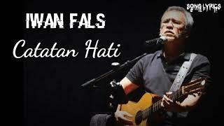 Download Mp3 Iwan Fals - Catatan Hati  Lirik
