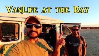 Van Life at the Bay