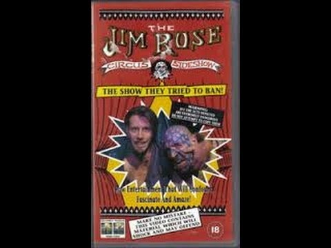 The Jim Rose Circus Sideshow - 1993-Full Video. Beauuutiful