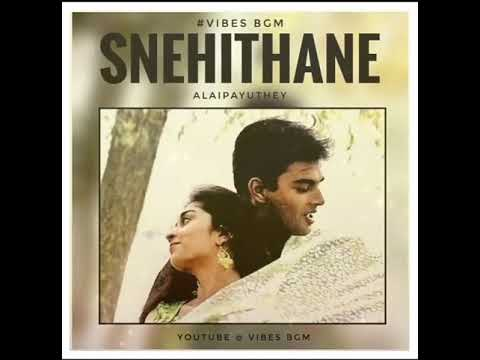 Alaipayuthey BGM......With Flute.....