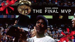 MICHAEL JORDAN THE FINAL MVP