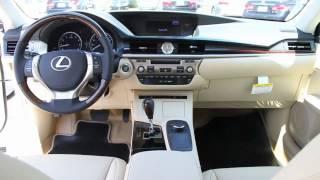 2013 Lexus ES 350 teaser video Magnussen