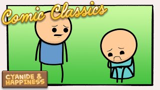 Why So Sad, Pal? | Cyanide & Happiness Comic Classics