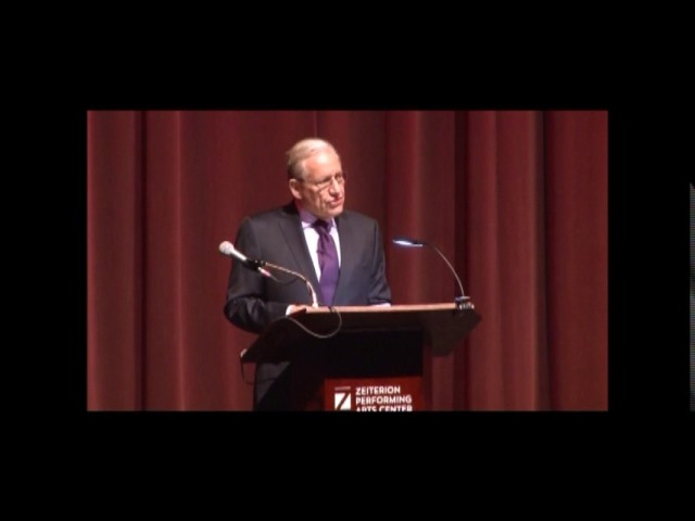 BOB WOODWARD: Facts Emerge: Be Calm and Don't Pre Judge