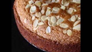 Bake A Delicious Almond Cake - Video Tutorial